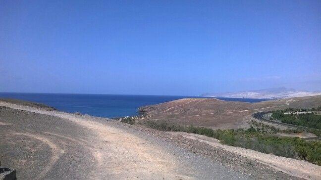 Fuerteventura, panorama...