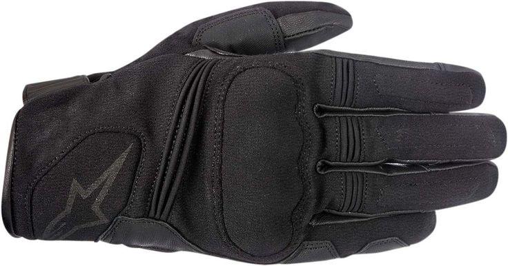 ALPINESTARS WARDEN Urban Street Motorcycle Gloves (Black) XL (X-Large)