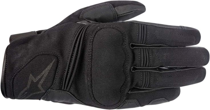 ALPINESTARS WARDEN Urban Street Motorcycle Gloves (Black) XL (X-Large)