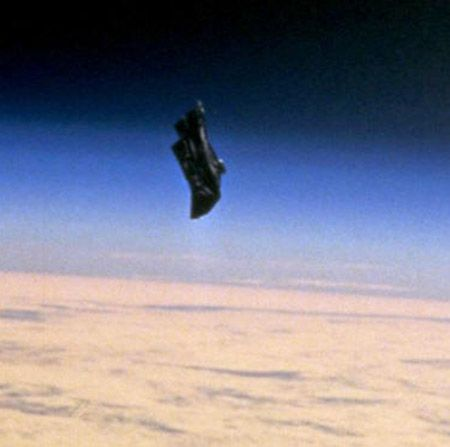 pakal spacecraft black knight - photo #3