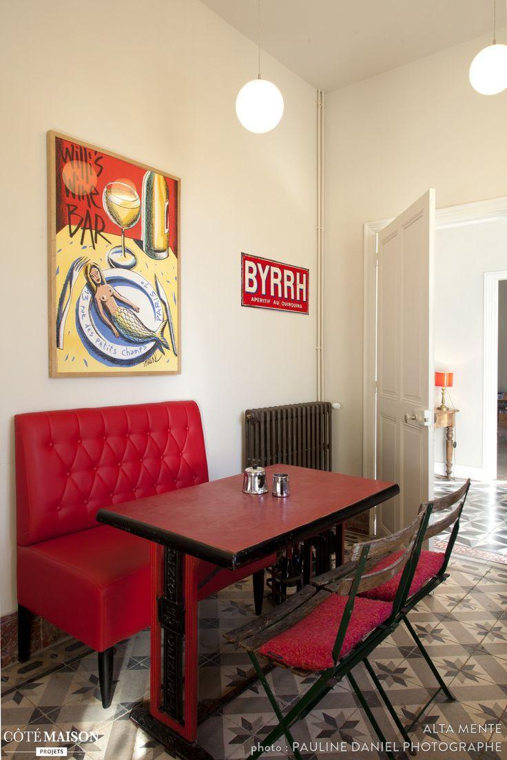 17 meilleures images propos de cuisine bistrot sur for Decoration dans la maison