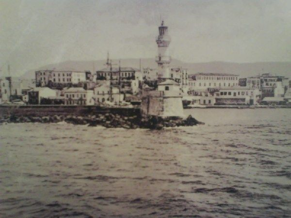 Chania, old port 1904