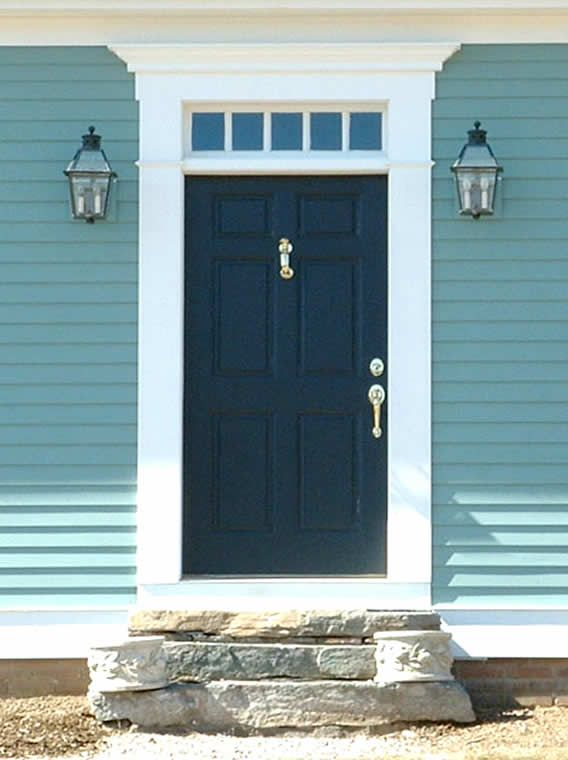 17 best ideas about colonial front door on pinterest for Front doors for colonial homes