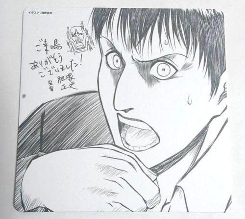 Attack-on-Titan-Season-2-Paper-Coaster-Bertolt-Hoover-Masashi-Koiduka-Anime-F-S