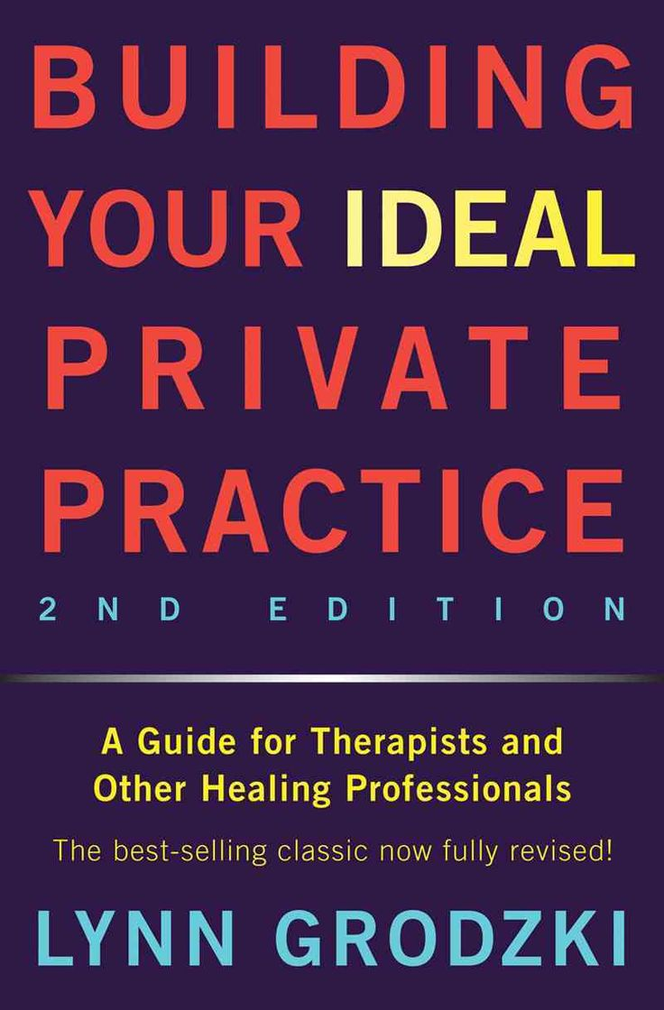 Building Your Ideal Private Practice, a best-seller in its genre, is now fully…