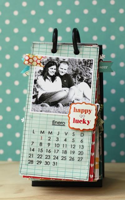 scrap & co: Calendario 2013