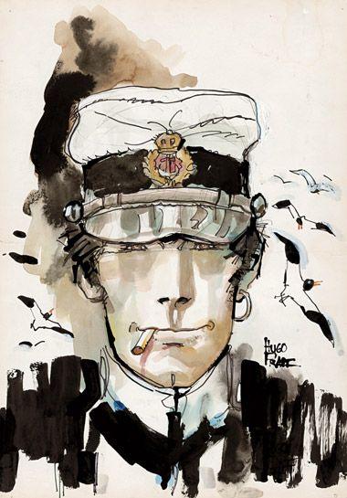 "Corto Maltese ""Corto Maltese – La Jeunesse"", 1985 - Hugo Pratt"