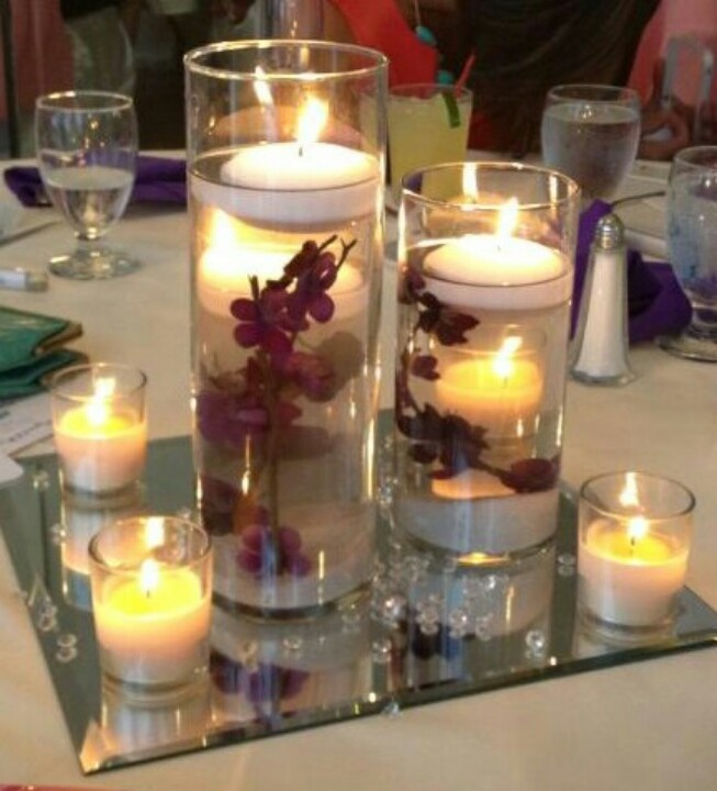 7 Best Images About 50th Anniversary Table Ideas On