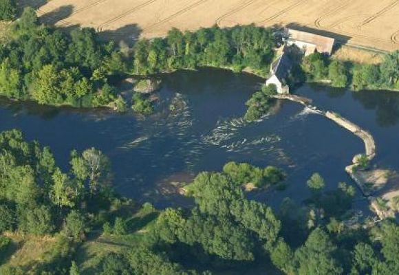 Le Moulin de Chitré - Vouneuil-sur-Vienne (86 - Vienne)