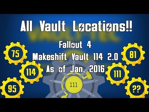 Fallout 4: Secret Bank Locations with A lot of Crazy Loot! (Fallout 4 Secrets) - YouTube