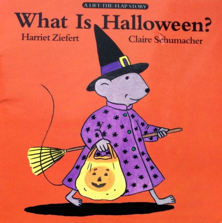 What is Halloween? A Lift The Flap Book by Lonestarblondie on Etsy