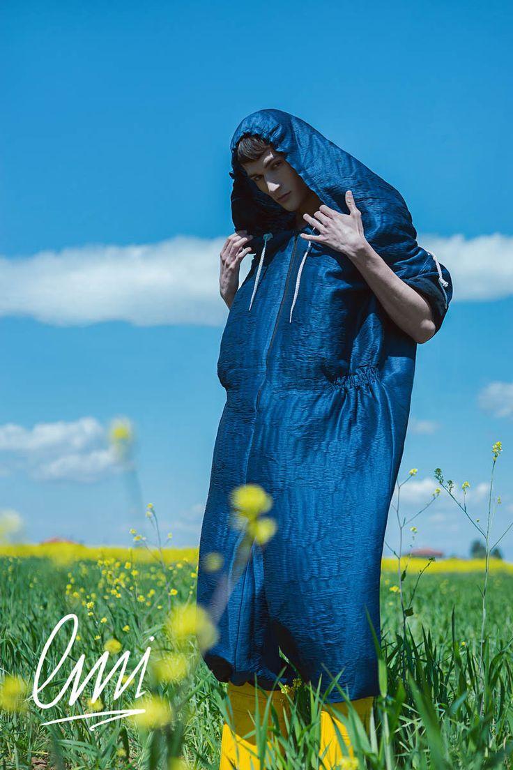 Glorious and unique! Comme les garcon Elles sont les filles!Art Director Joanna Mitakidou, Makeup from LMI Pro Team