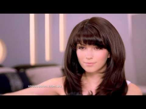 VS Sassoon Big Hair Styler TVC
