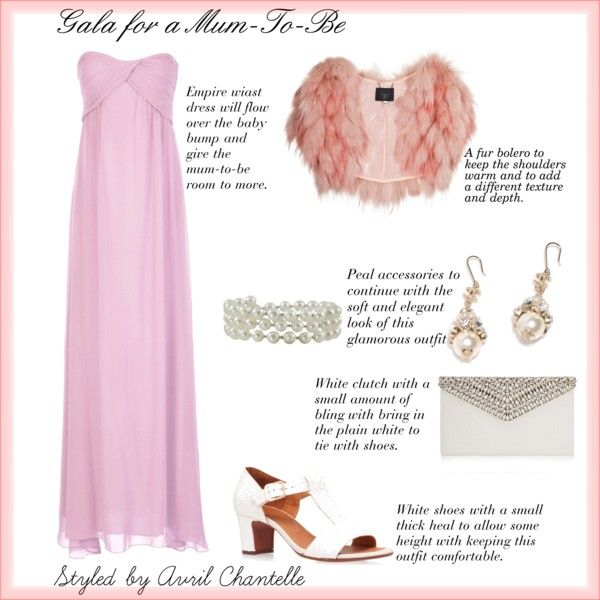 """""""Gala for mum to be"""" by avrilchantelle on Polyvore"""