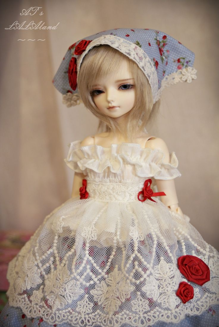 Fairyland Moe Line Dress
