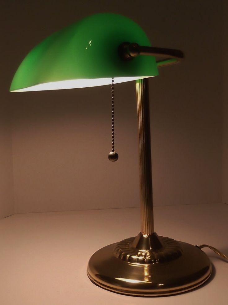 Die besten 25+ Bankers desk lamp Ideen auf Pinterest ...