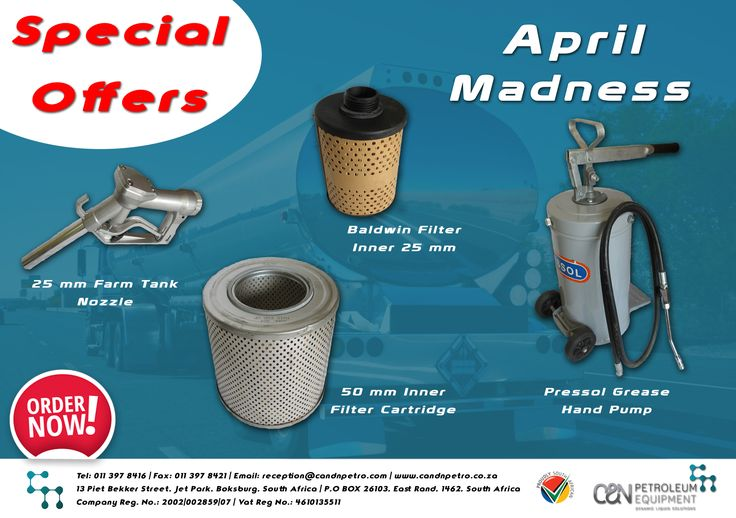 Don't miss C&N's train to APRIL MADNESS with this awesome deal. Saving you time and money see what els we have. Click the link below.👇 http://candnpetroleum.co.za/Pages/Products.asp