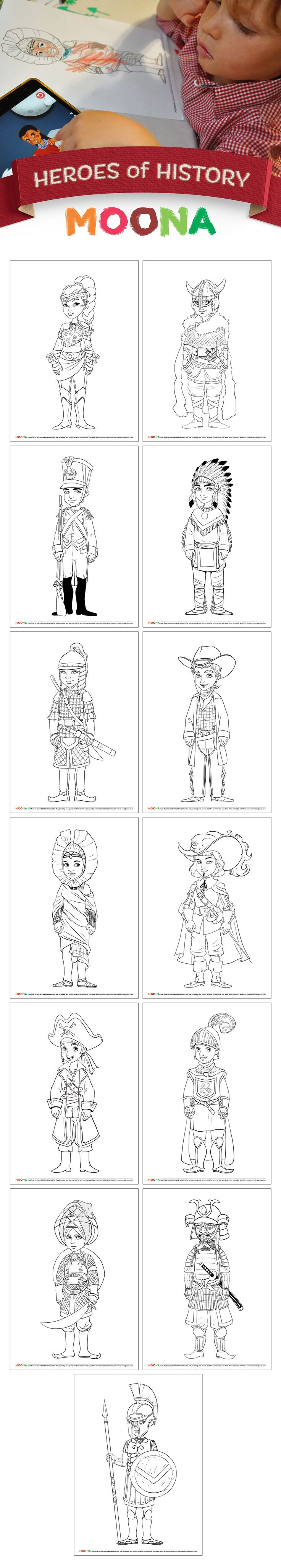 Printable coloring pages jobs -  Free Printable Coloring Pages For Toddlers And Preschoolers Moona Puzzle