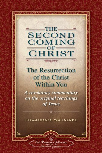 49 best spiritual metaphysical books images on pinterest the second coming of christ the resurrection of the christ within you self realization fellowship 2 volume set by paramahansa yogananda fandeluxe Image collections
