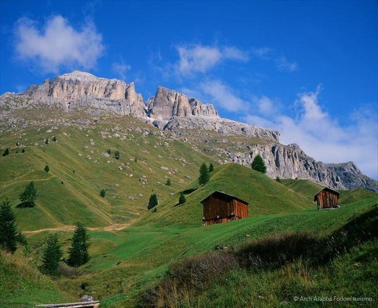 Arabba - Dolomites. The best mountain in the world