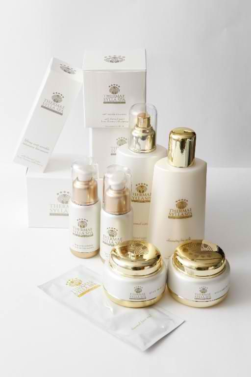 #SpaProducts #ThermaeSylla #Cosmetics