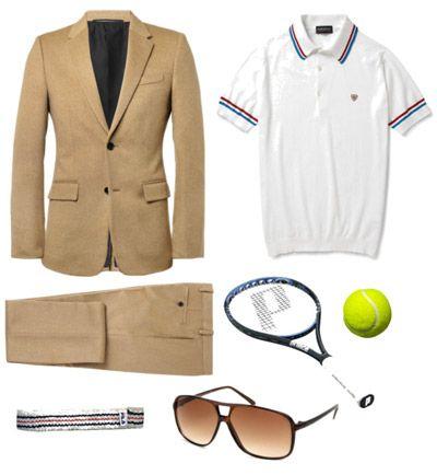 Richie Tenenbaum -- For A Couple's Costume | Costume Ideas ...