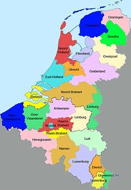 BENELUX (Belgium - the Netherlands - Luxemburg)