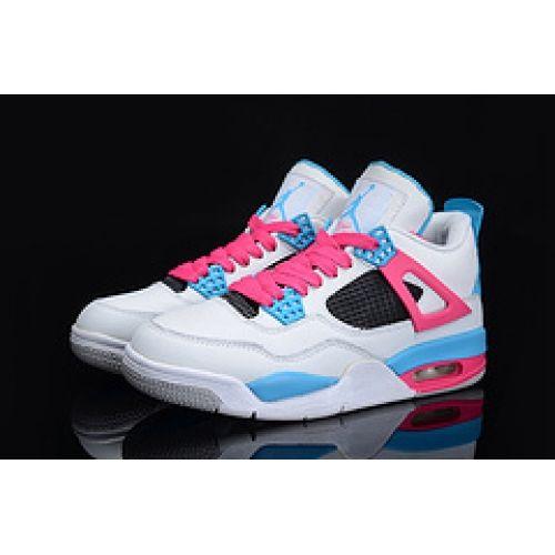 Unique Jordan Shoes | custom jordan 4 south beach shoes for gilrs women  size online store