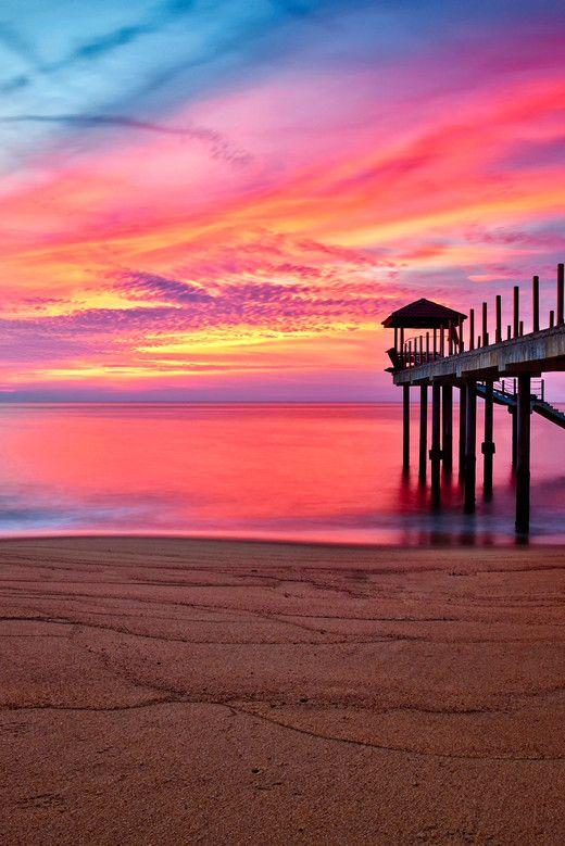sundxwn: … Pantai Kerachut by Keris Tuah
