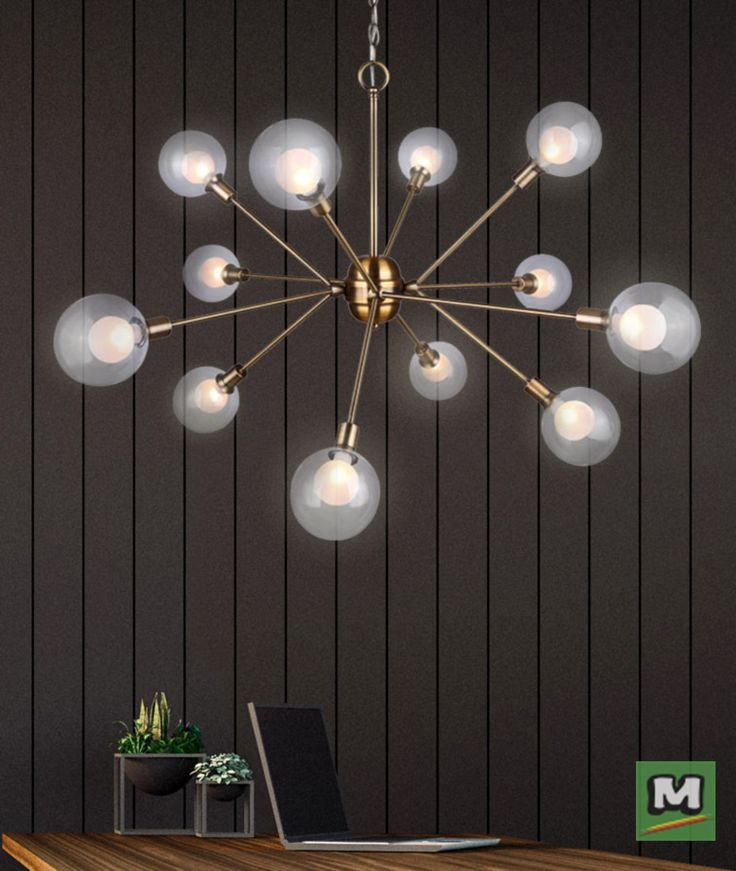 Bring stunning and unique style to your homes lighting with canarms estella collection finished in