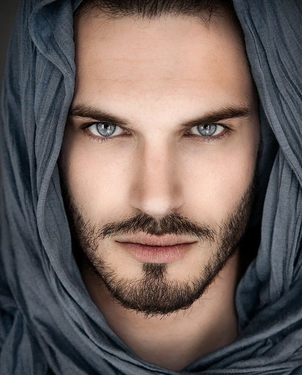 Gilles Chevalier (Model) ..how many times have I seen this photo and not had a name!