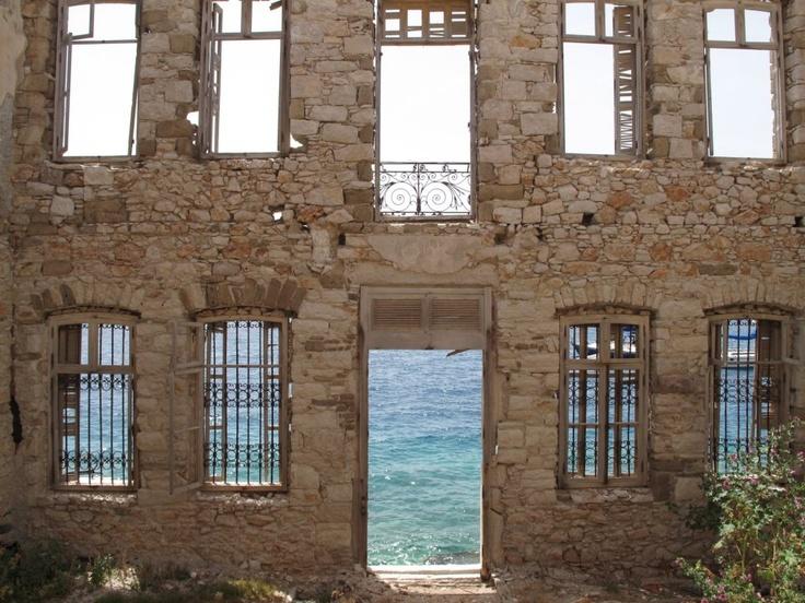 Halki island (Greece)