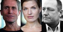 De tre finalister til DR Romanprisen 2015 er fundet