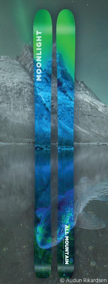 The All Mountain Carbon | Moonlight Mountain Gear