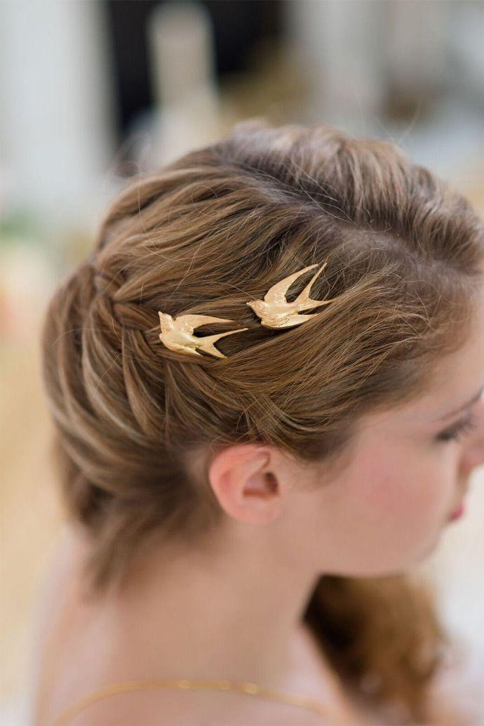 les 25 meilleures id es de la cat gorie bijoux cheveux sur pinterest bijoux cheveux mariage. Black Bedroom Furniture Sets. Home Design Ideas