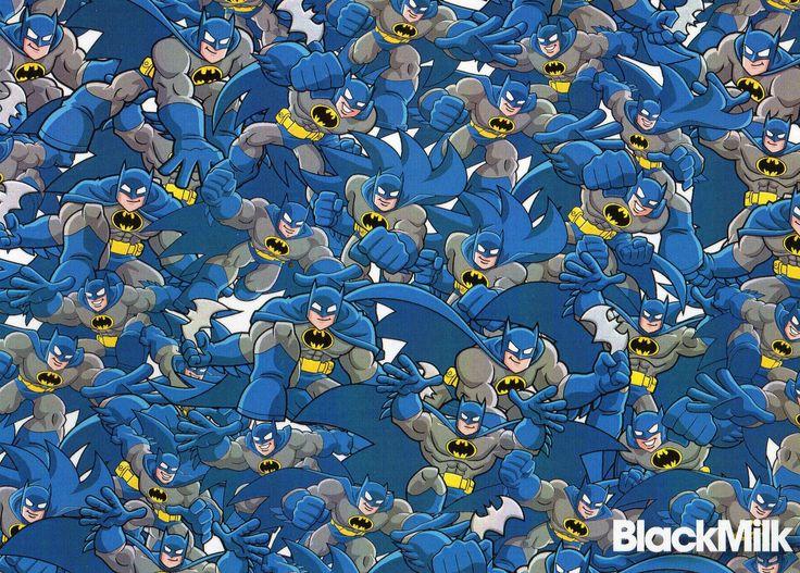 Batman- Blue Baby Batmen Front