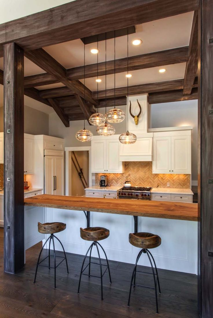 Rustic Modern Kitchen Ideas Best 25 Mountain Modern Ideas Only On Pinterest  Rustic Modern