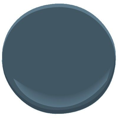 In the Midnight Hour, Benjamin Moore... love this.  Classic Color Collection.