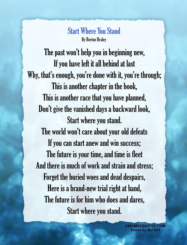 Funny Inspirational Poems Great Motivational Poem