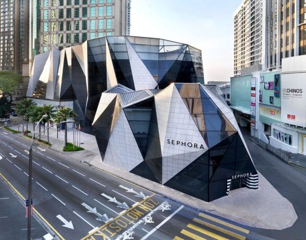 Starhill Gallery by Sparch in Kuala Lumpur, Malasia.