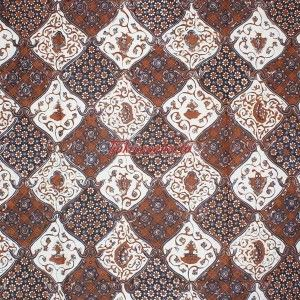 Tjokrosuharto collection. Batik Yogya 'Wirasat'
