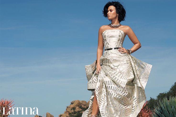 Demi Lovato is Latina Magazine's June/July 2016 Cover Star!