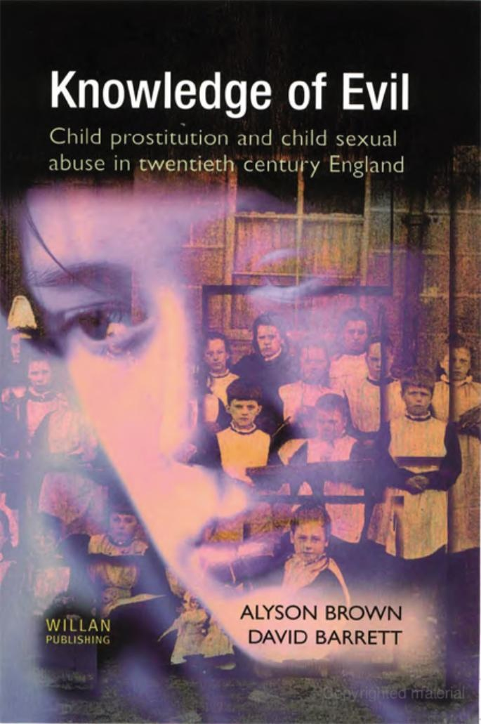 child sexual abuse and introduction prostitution Sexual abuse and exploitation of women and children (for example, during flight,  in  introduction to these difficult subjects but does not offer specialist and  detailed  the rights of the child on the sale of children, child prostitution and  child.