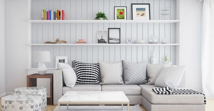 Ways To Make A Small Room Larger Paneling