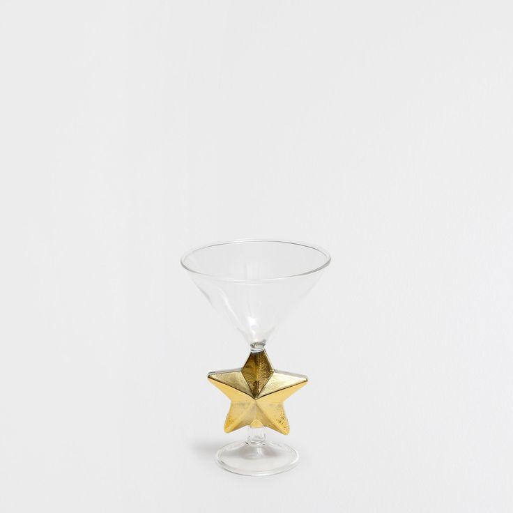 copo de shot estrela