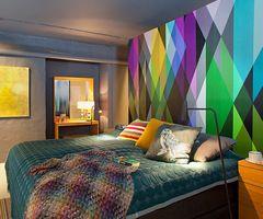 Jurnal de design interior - Amenajări interioare, decorațiuni și inspirație pentru casa ta: Un apartament inedit și plin de personalitate