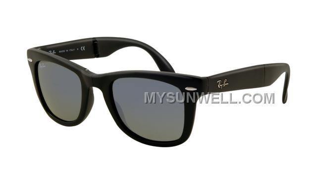 http://www.mysunwell.com/ray-ban-rb4105-folding-wayfarer-sunglasses-matte-black-frame-cry-new-arrival.html RAY BAN RB4105 FOLDING WAYFARER SUNGLASSES MATTE BLACK FRAME CRY NEW ARRIVAL Only $25.00 , Free Shipping!