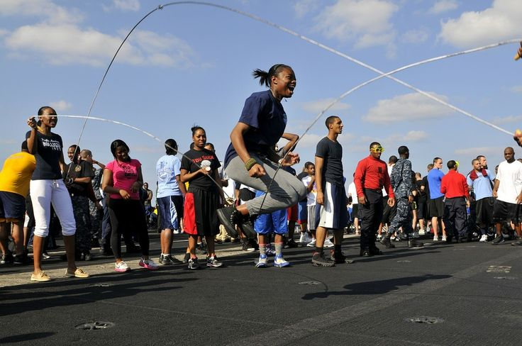 Jumping rope may be the single best exercise you can do for your overall body and mind health.