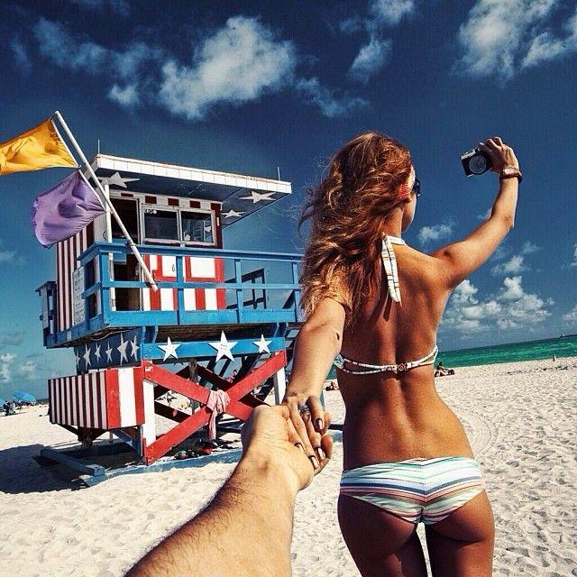 #followmeto Miami Beach with @yourleo. #artbasel
