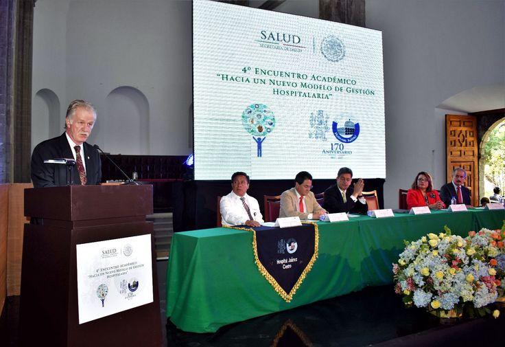 """Se inauguró 4° Encuentro Académico """"Hacia un Nuevo Modelo de Gestión Hospitalaria"""" - http://plenilunia.com/novedades-medicas/se-inauguro-4-encuentro-academico-hacia-un-nuevo-modelo-de-gestion-hospitalaria/44978/"""